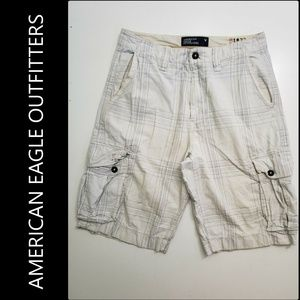 American Eagle Outfitters Men Casual Outdoor Cargo
